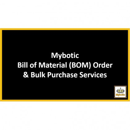 Mybotic BOM Distributions & Bulk Purchase Orders with Offered Prices Services