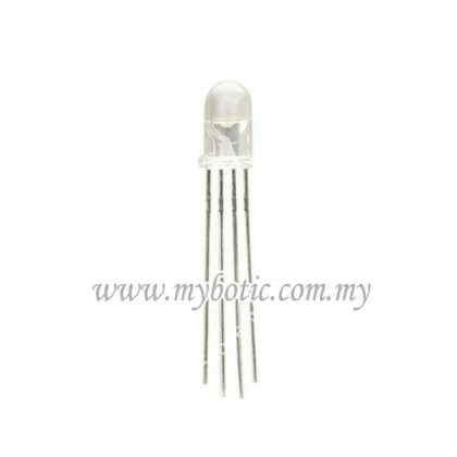 (Common Anode) 5mm LED Super Bright RGB
