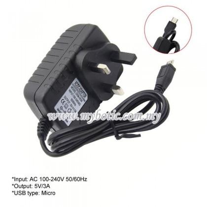 Micro USB Adapter 5V 3A