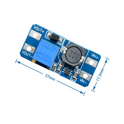 MT3608 DC-DC Step Up Converter Booster 2A Power Supply Module