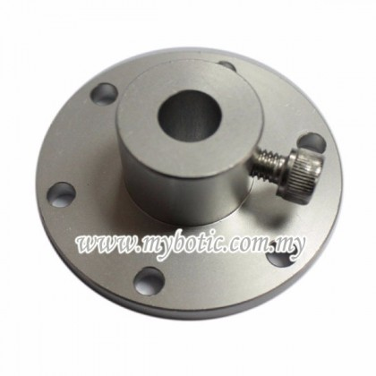 10mm Key Hub for 152mm Mecanum Wheel